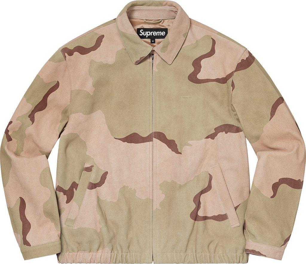 supreme-21ss-spring-summer-suede-harrington-jacket