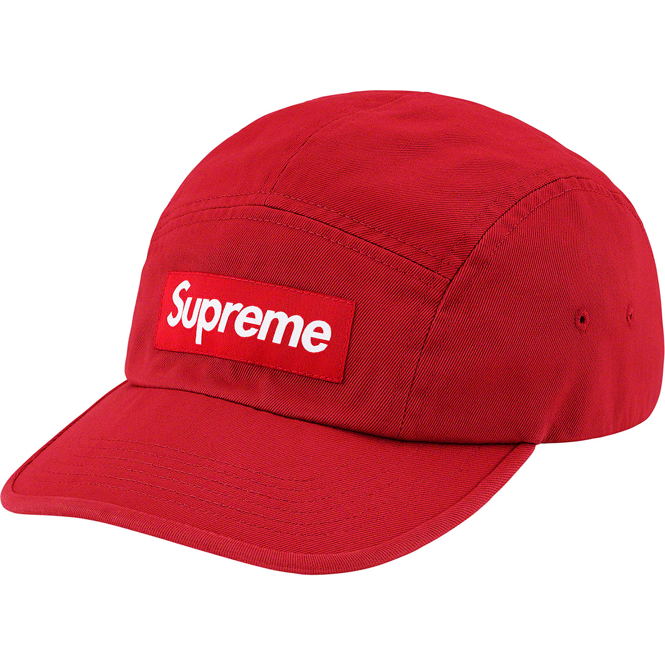 supreme-21ss-spring-summer-washed-chino-twill-camp-cap