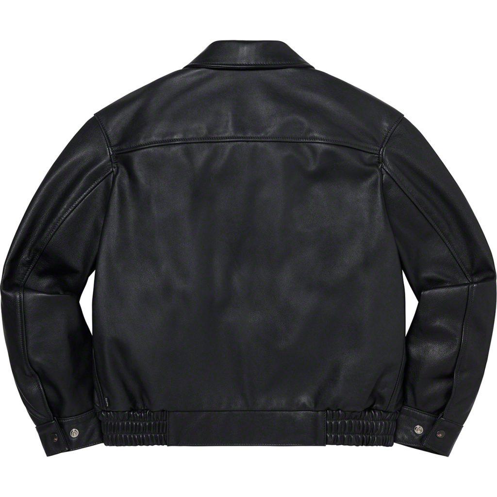 supreme-21ss-spring-summer-supreme-schott-leather-work-jacket