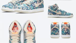 NIKE SB DUNK HIGH QS HAWAII MAUI WOWIEが4/23に国内発売予定【直リンク有り】