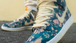 NIKE SB DUNK HIGH HAWAIIが2021年に海外発売予定