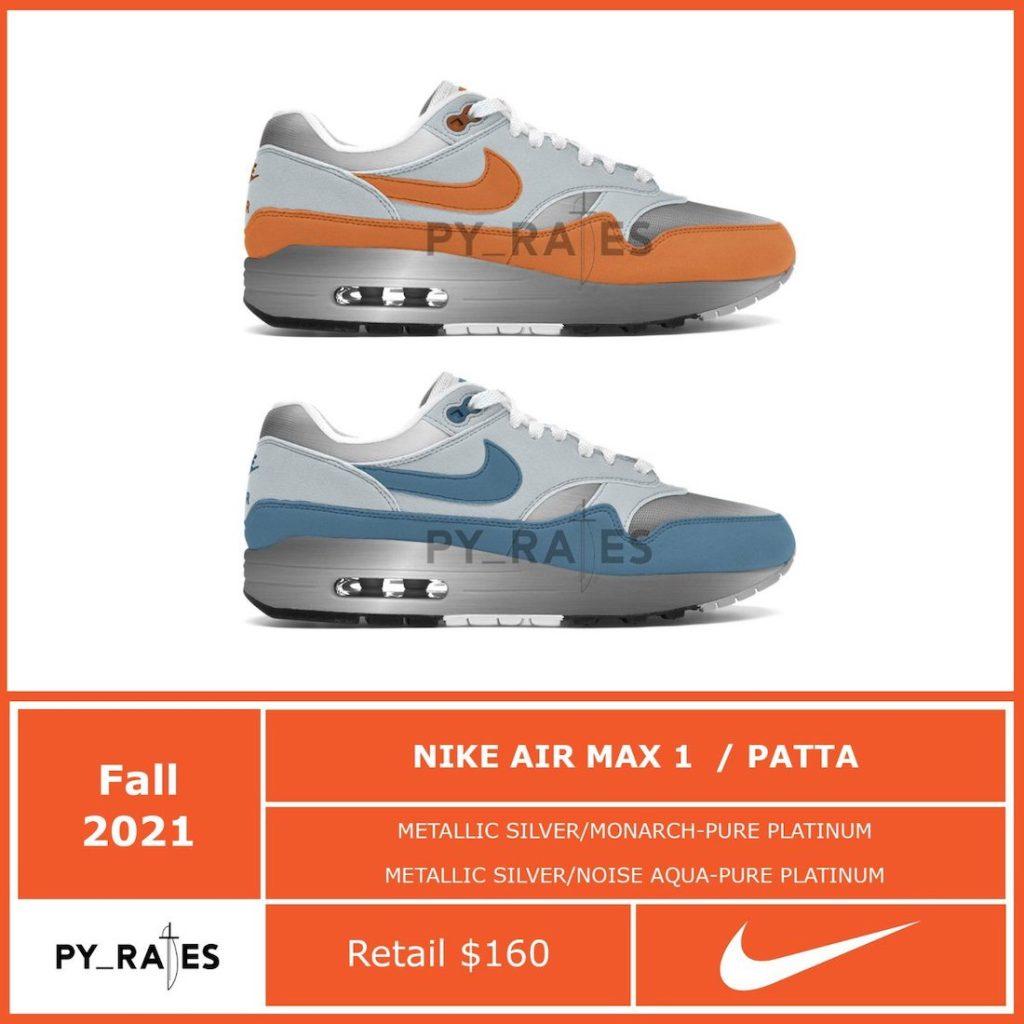patta-nike-air-max-1-release-2021-fall