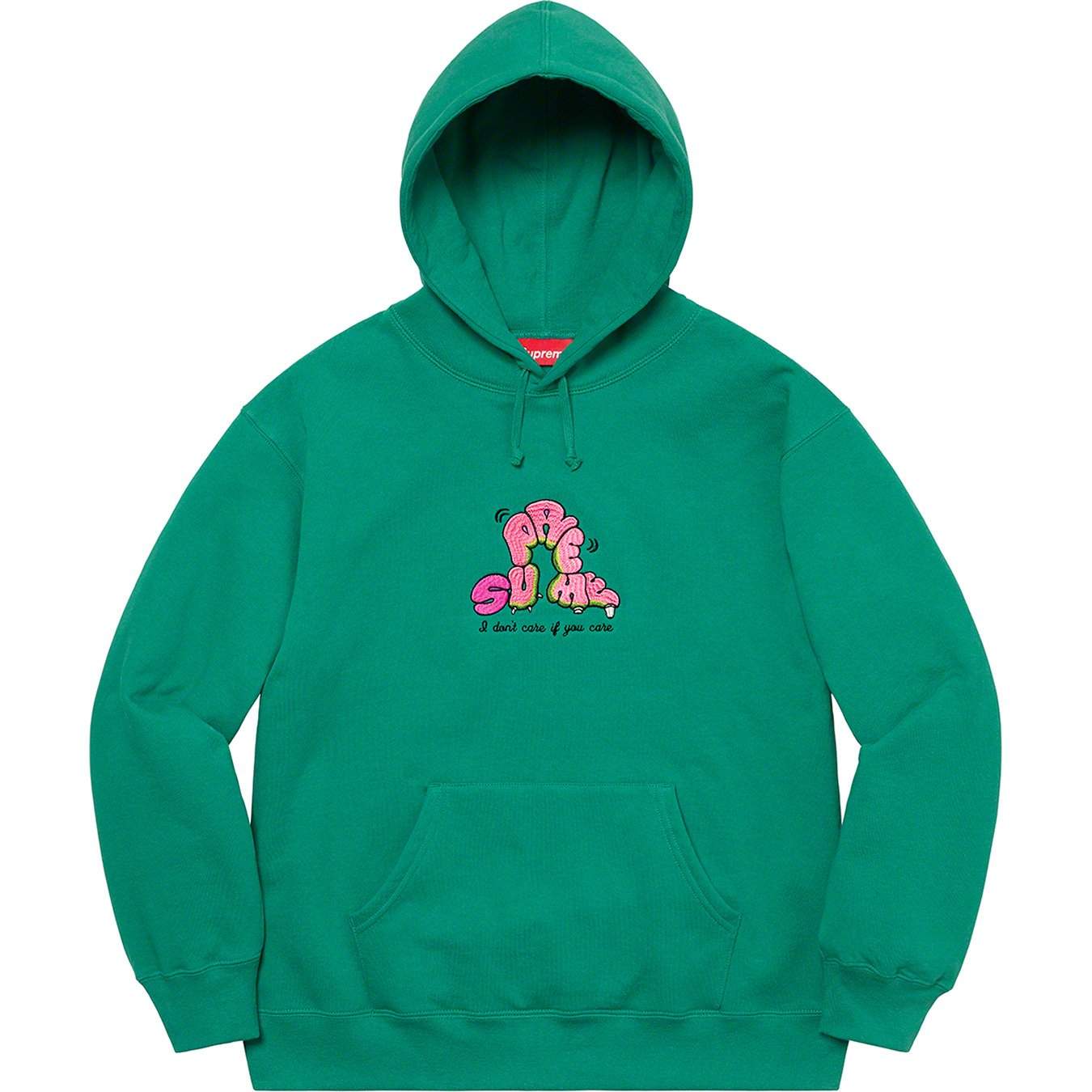 supreme-21ss-spring-summer-don-t-care-hooded-sweatshirt