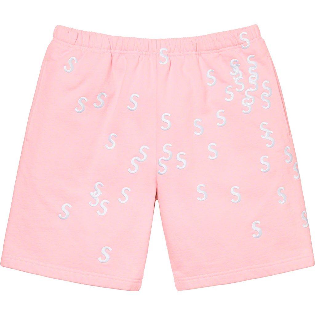 supreme-21ss-spring-summer-embroidered-s-sweatshort