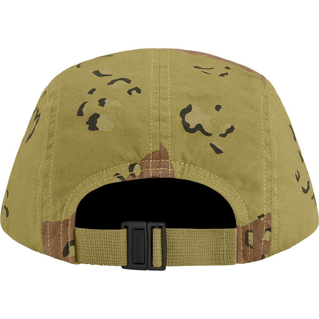 supreme-21ss-spring-summer-overdyed-camo-camp-cap