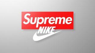 Supreme × NIKE 21SS コラボアパレルが3月13日 Week3に国内発売予定