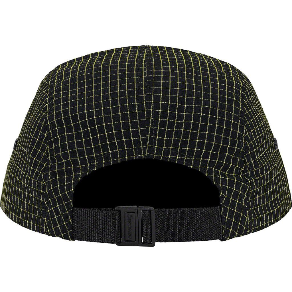 supreme-21ss-spring-summer-2-tone-ripstop-camp-cap