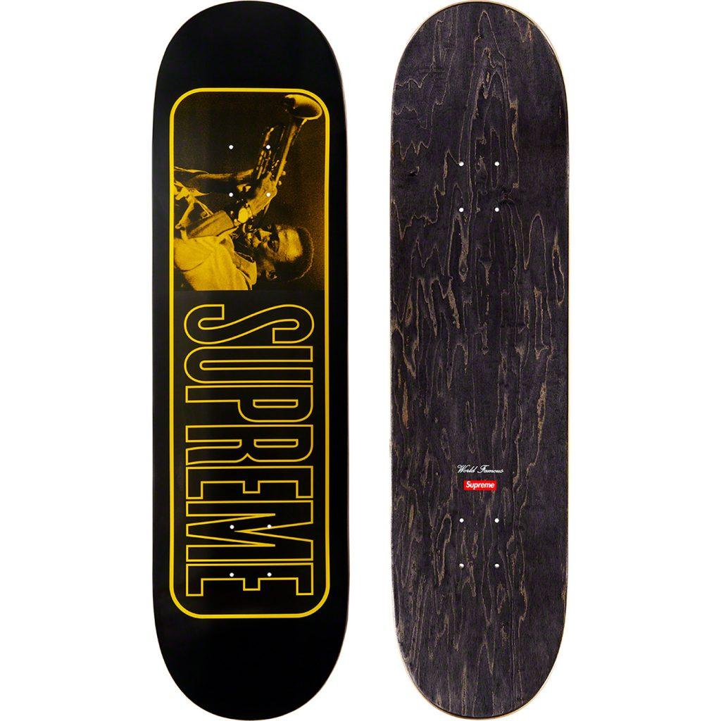 supreme-21ss-spring-summer-miles-davis-skateboard