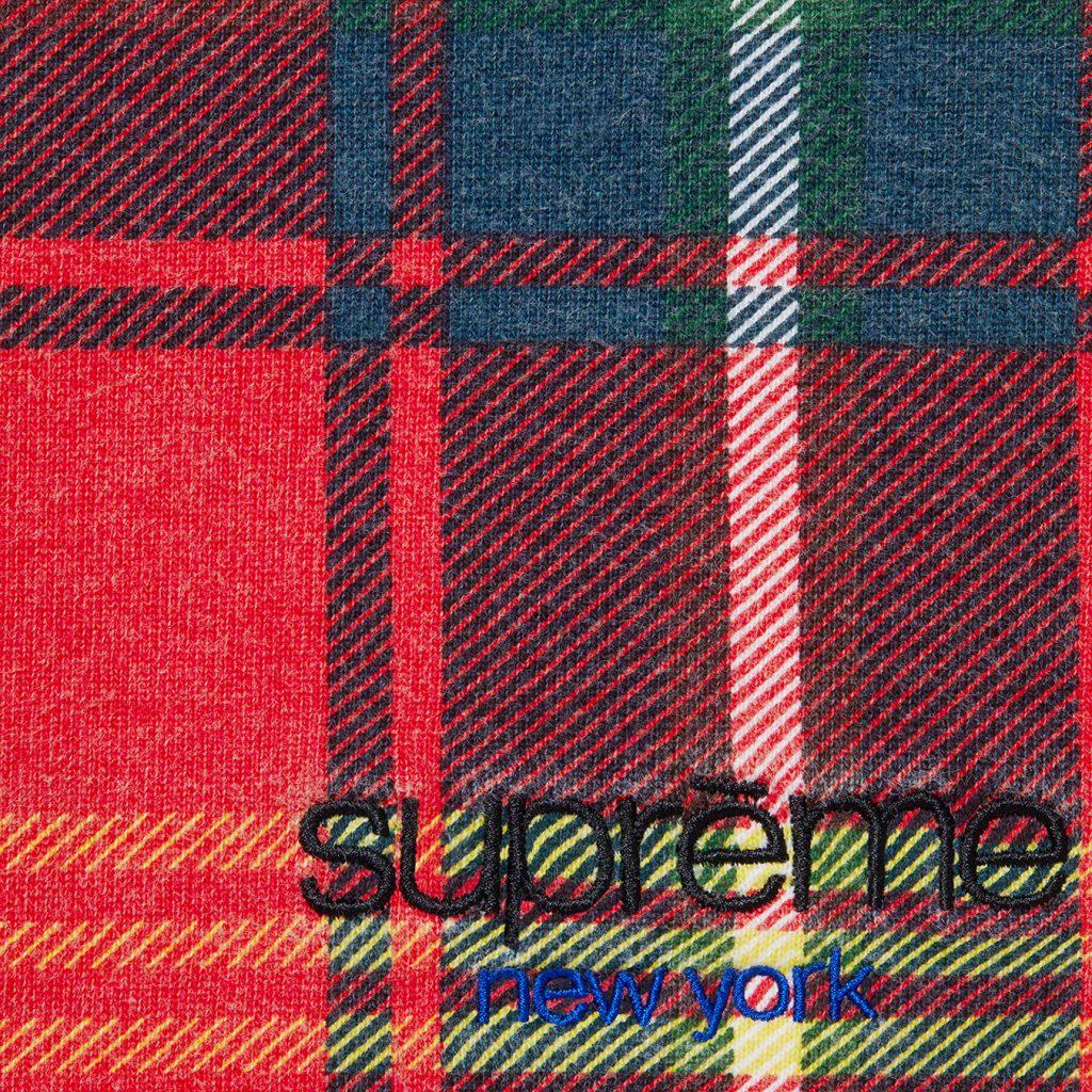 supreme-21ss-spring-summer-plaid-sweatshort