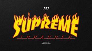 Supreme × THRASHER 21SSコラボコレクションが21SS後半に発売予定