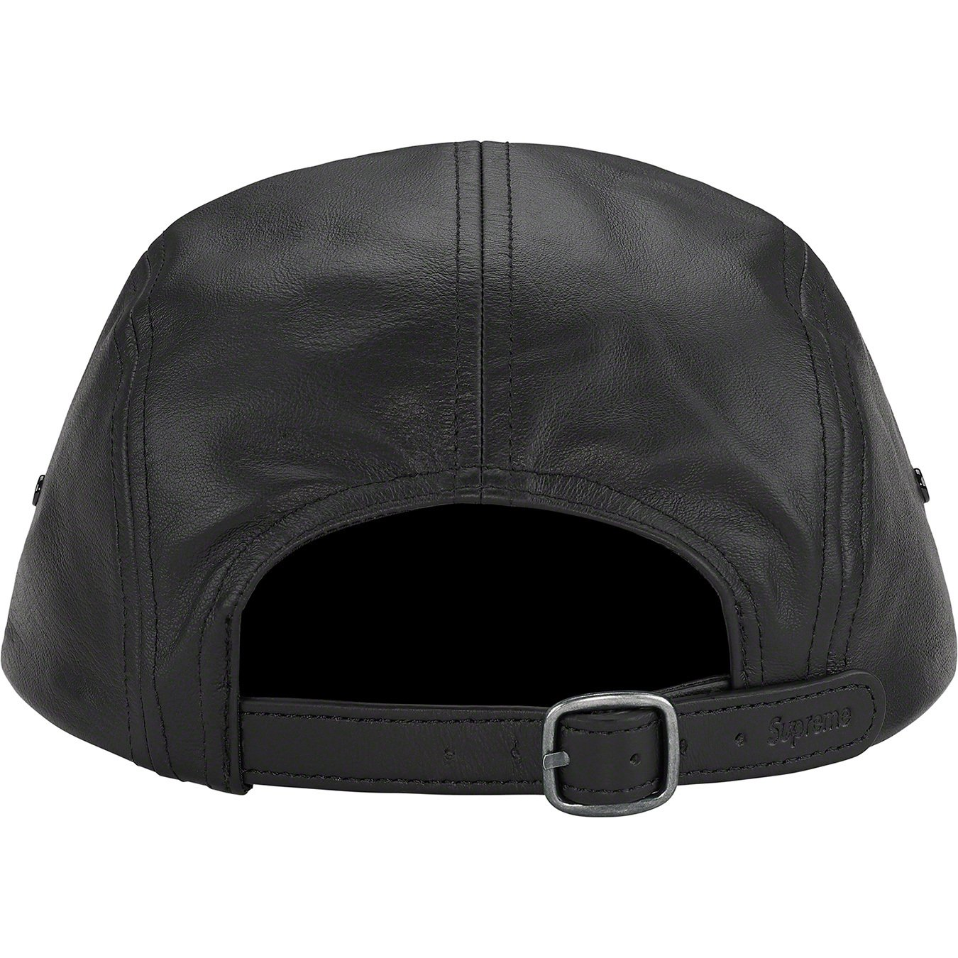 supreme-21ss-spring-summer-leather-camp-cap