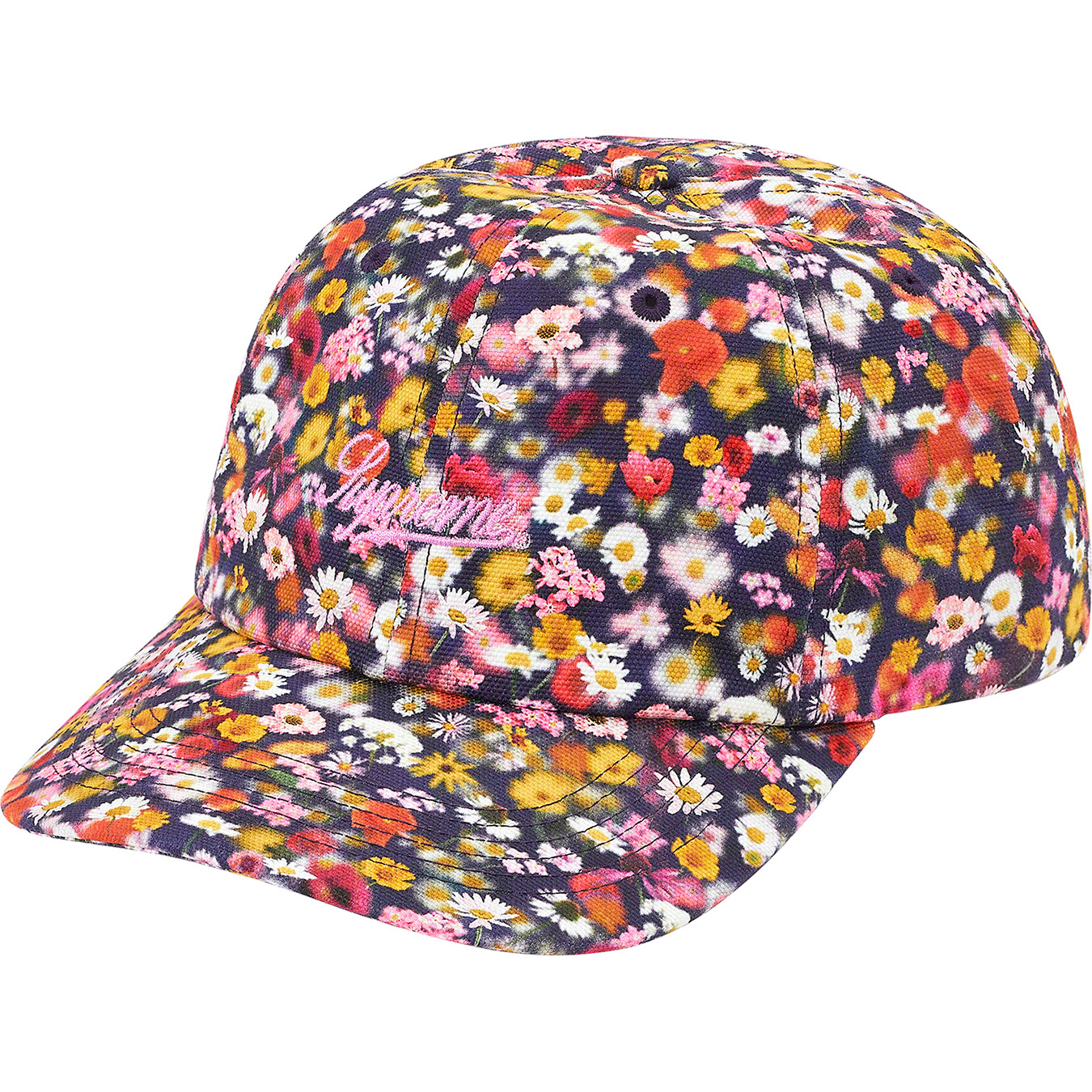 supreme-21ss-spring-summer-liberty-floral-6-panel