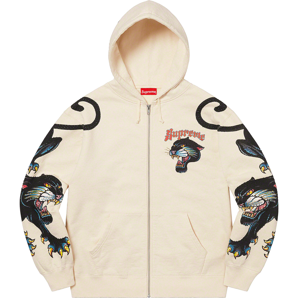 supreme-21ss-spring-summer-panther-zip-up-hooded-sweatshirt