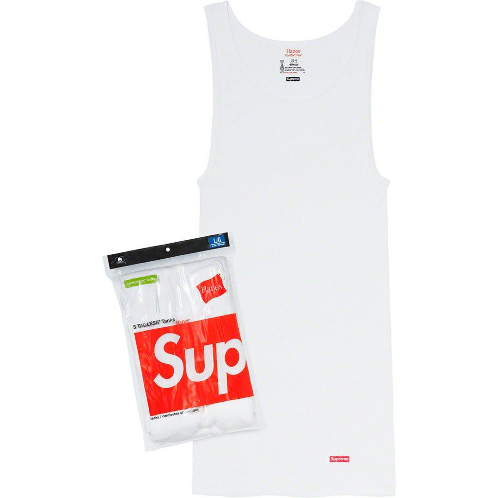 supreme-21ss-spring-summer-supreme-hanes-tagless-tank-tops-3-pack