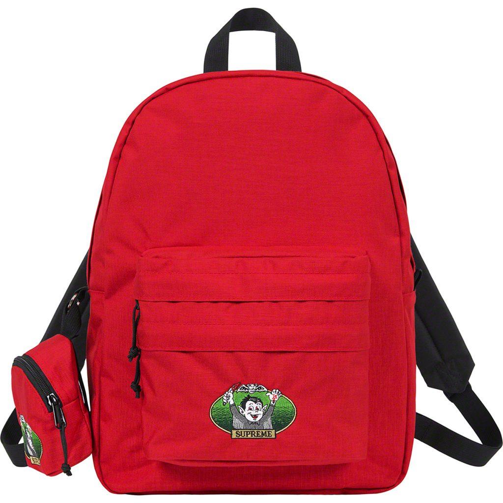 supreme-21ss-spring-summer-vampire-boy-backpack