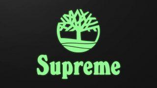 Supreme × Timberland 21SSコラボアイテムが5月15日 Week12に国内発売予定