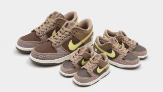 UNDEFEATED × NIKE DUNK LOW CANTEENが6/19に国内発売予定