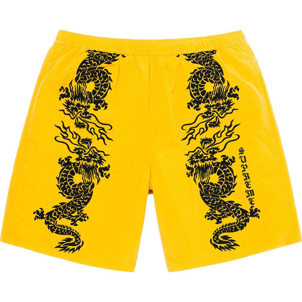 supreme-21ss-spring-summer-dragon-water-short