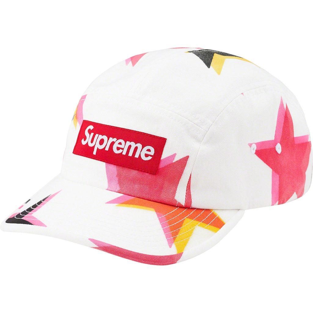 supreme-21ss-spring-summer-gonz-star-camp-cap