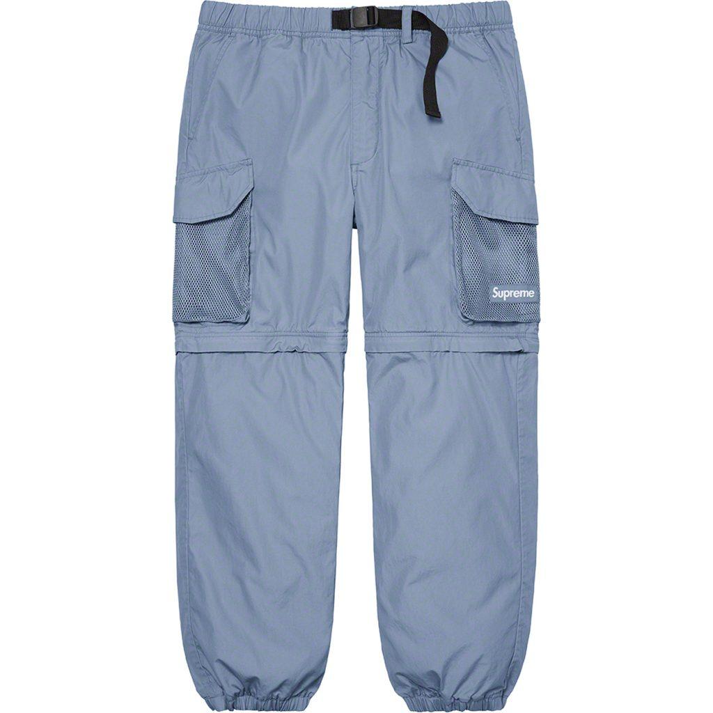 supreme-21ss-spring-summer-mesh-pocket-belted-cargo-pant