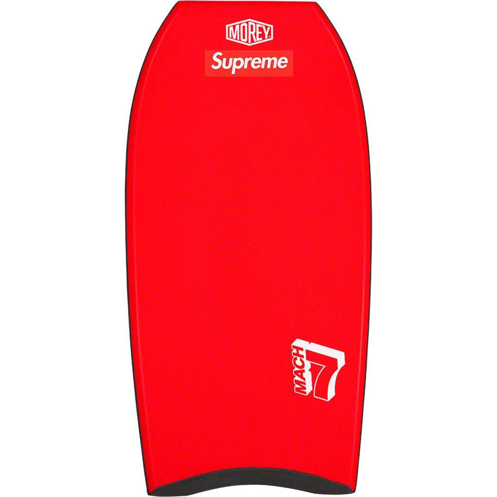 supreme-21ss-spring-summer-supreme-morey-mach-7-bodyboard