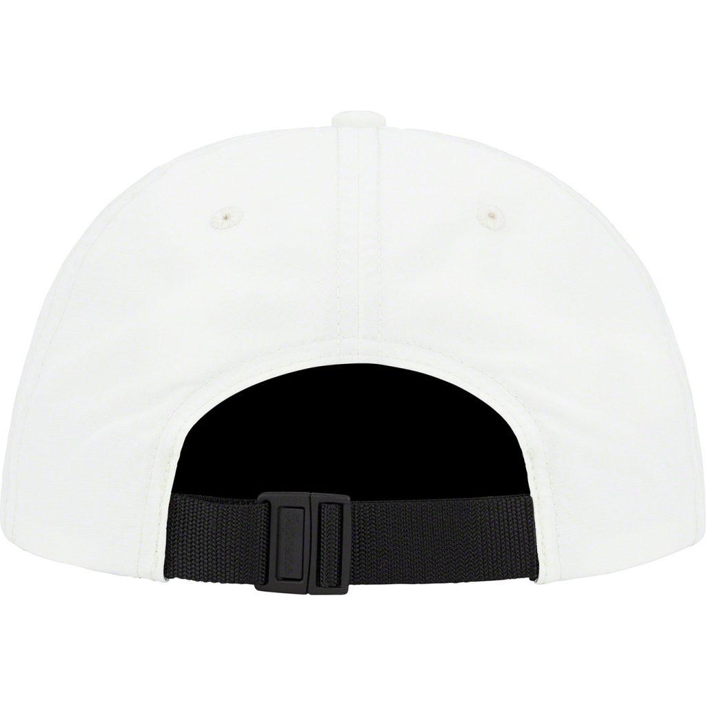 supreme-21ss-spring-summer-visor-logo-6-panel