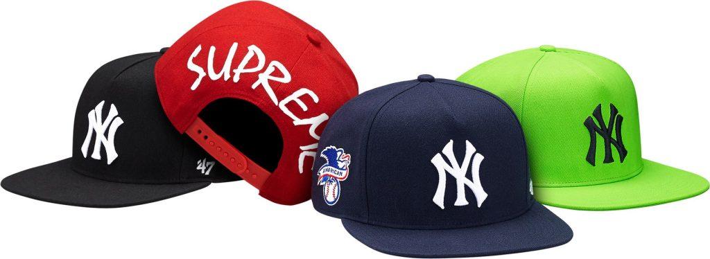 supreme-new-york-yankees-47-brand-15ss-collaboration