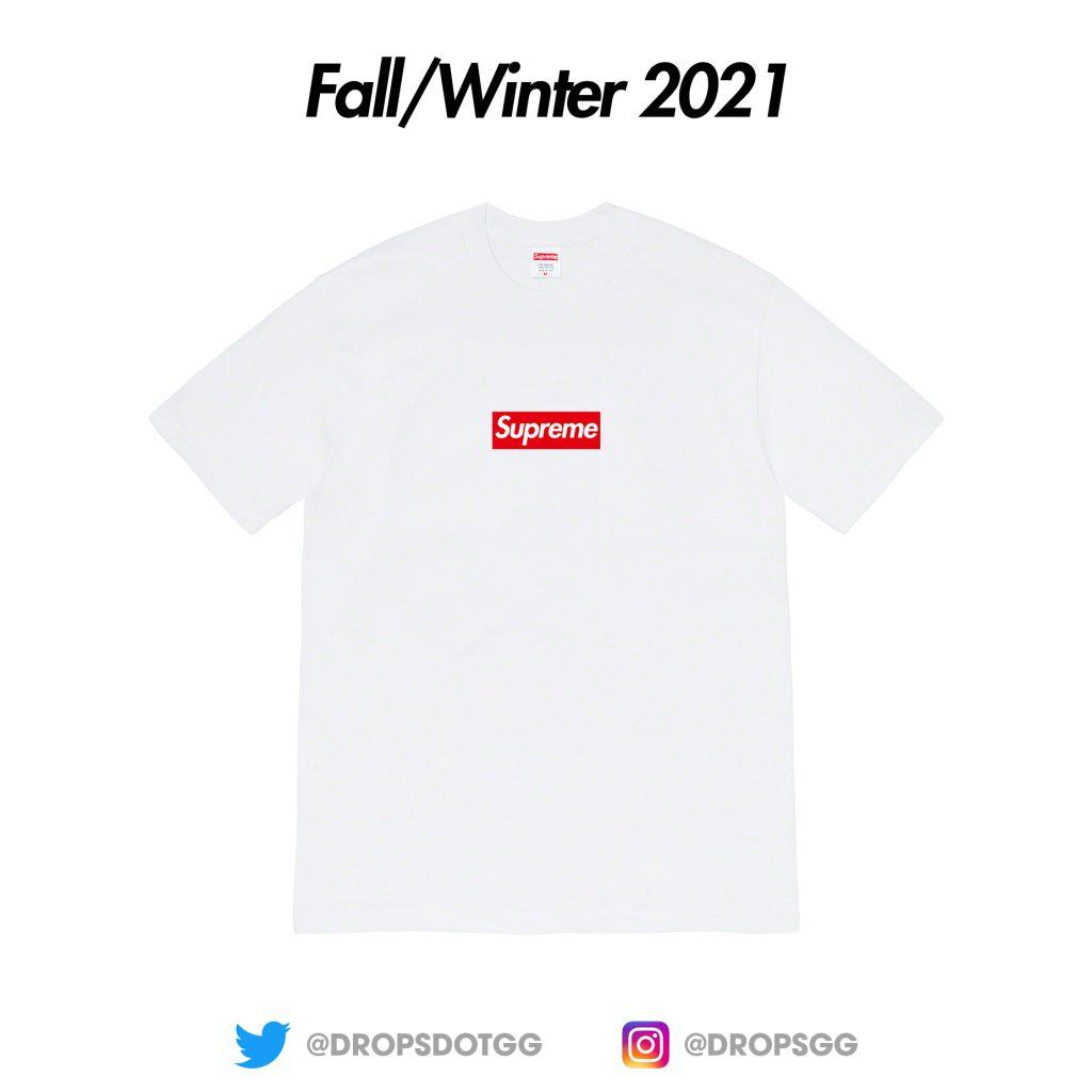 supreme-21aw-21fw-autumn-fall-winter-box-logo-tee