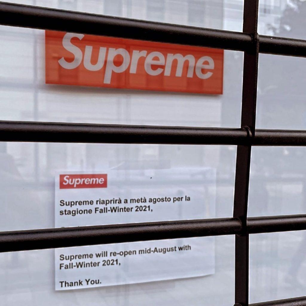 supreme-shop-temporary-close