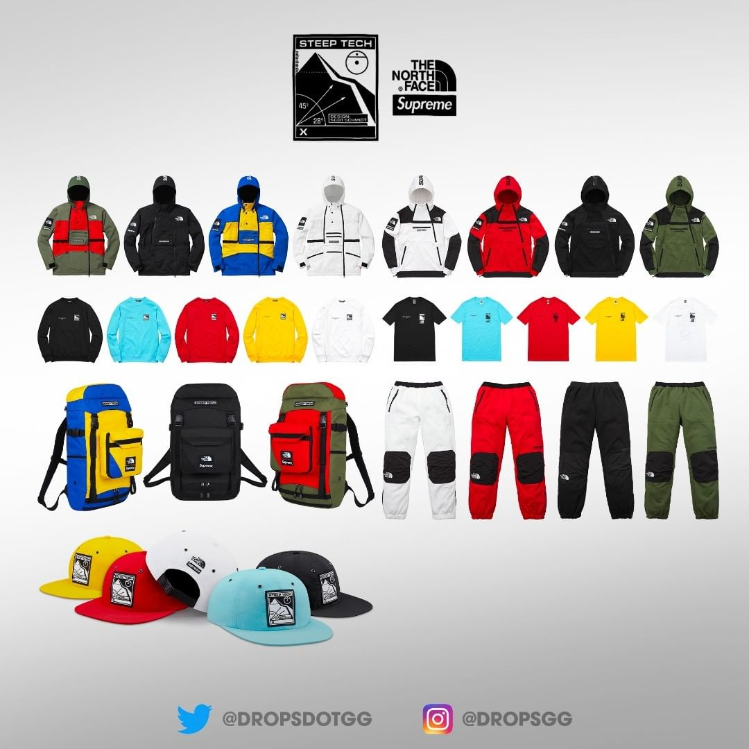 supreme-the-north-face-steep-tech-21aw-21fw