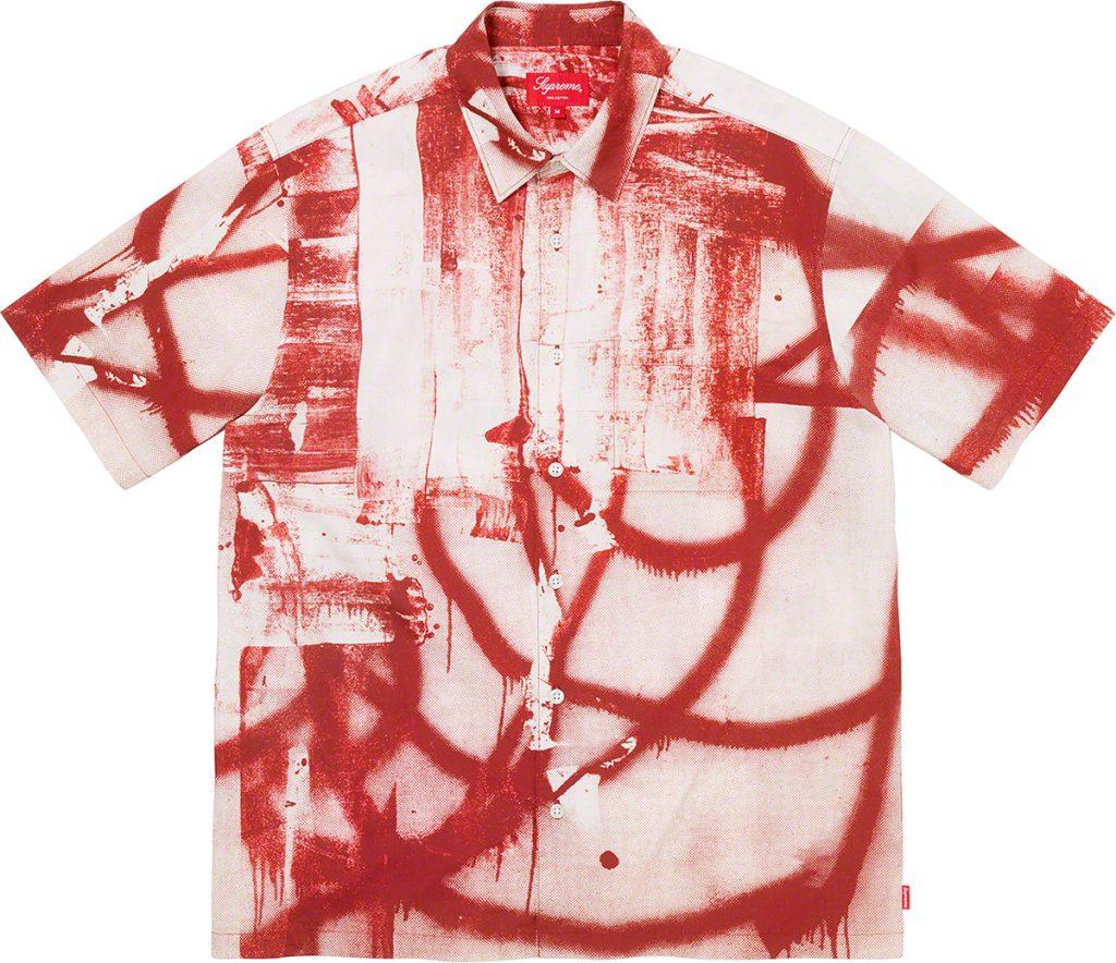 supreme-21aw-21fw-christopher-wool-supreme-s-s-shirt