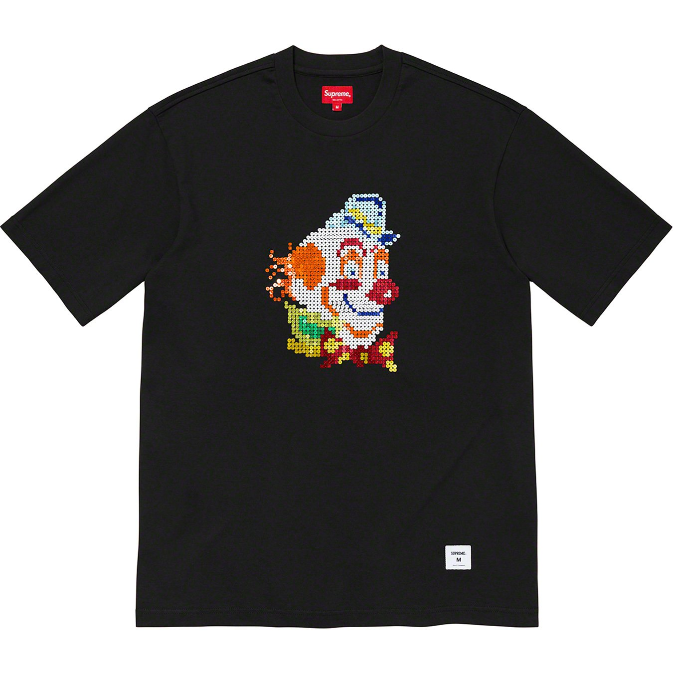 supreme-21aw-21fw-clown-sequin-s-s-top