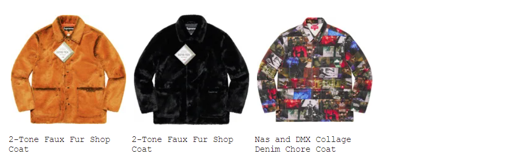 supreme-21aw-21fw-fall-winter-jackets