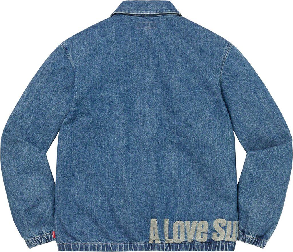 supreme-21aw-21fw-john-coltrane-a-love-supreme-denim-harrington-jacket