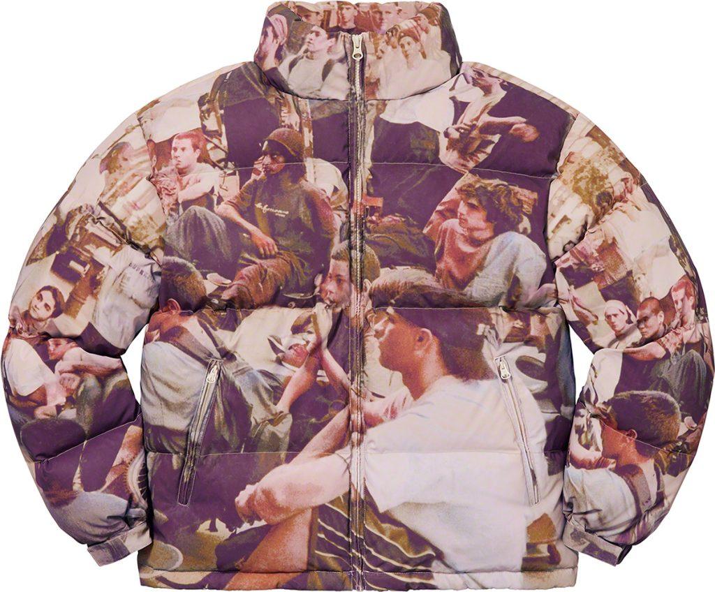 supreme-21aw-21fw-lafayette-reflective-down-jacket