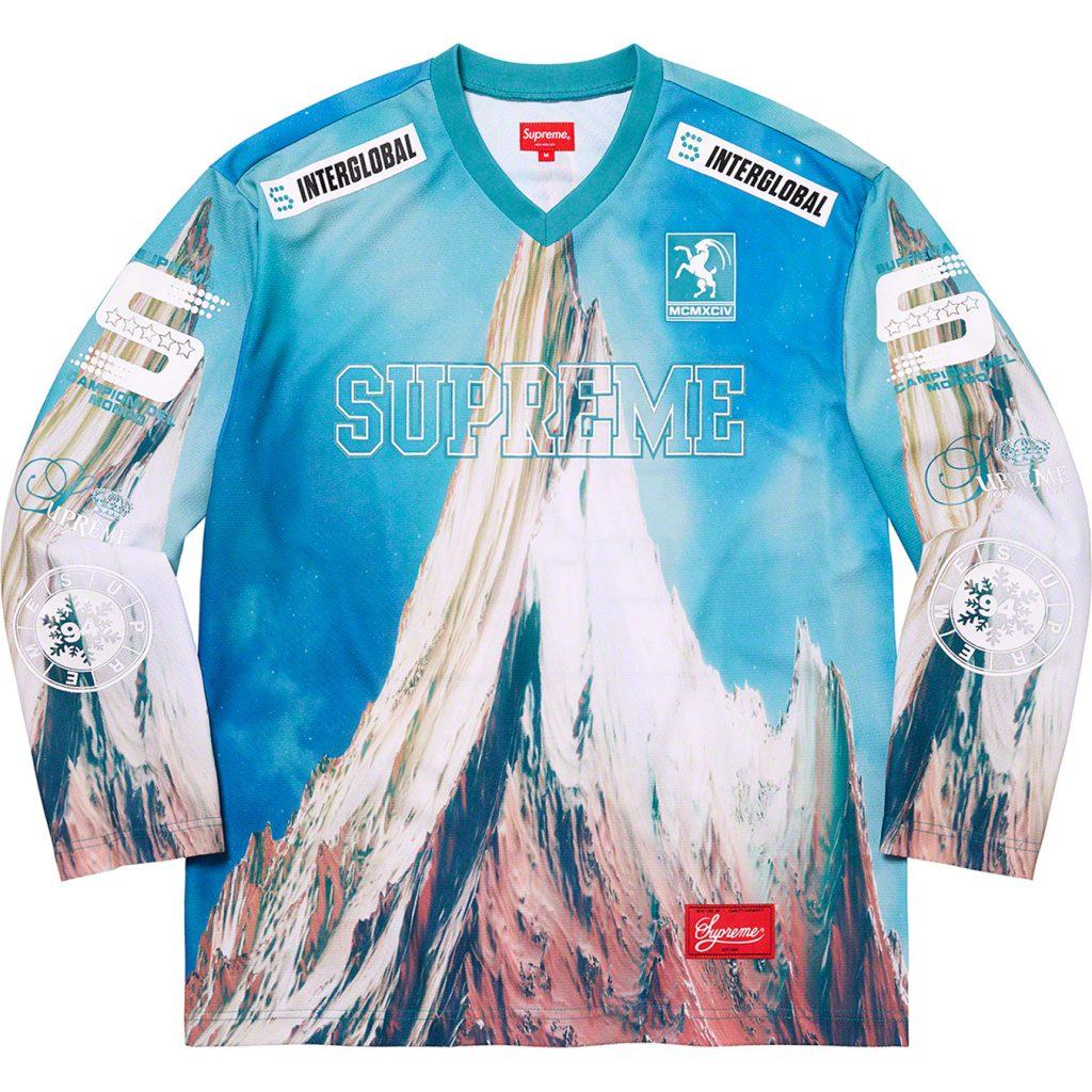 supreme-21aw-21fw-mountain-hockey-jersey