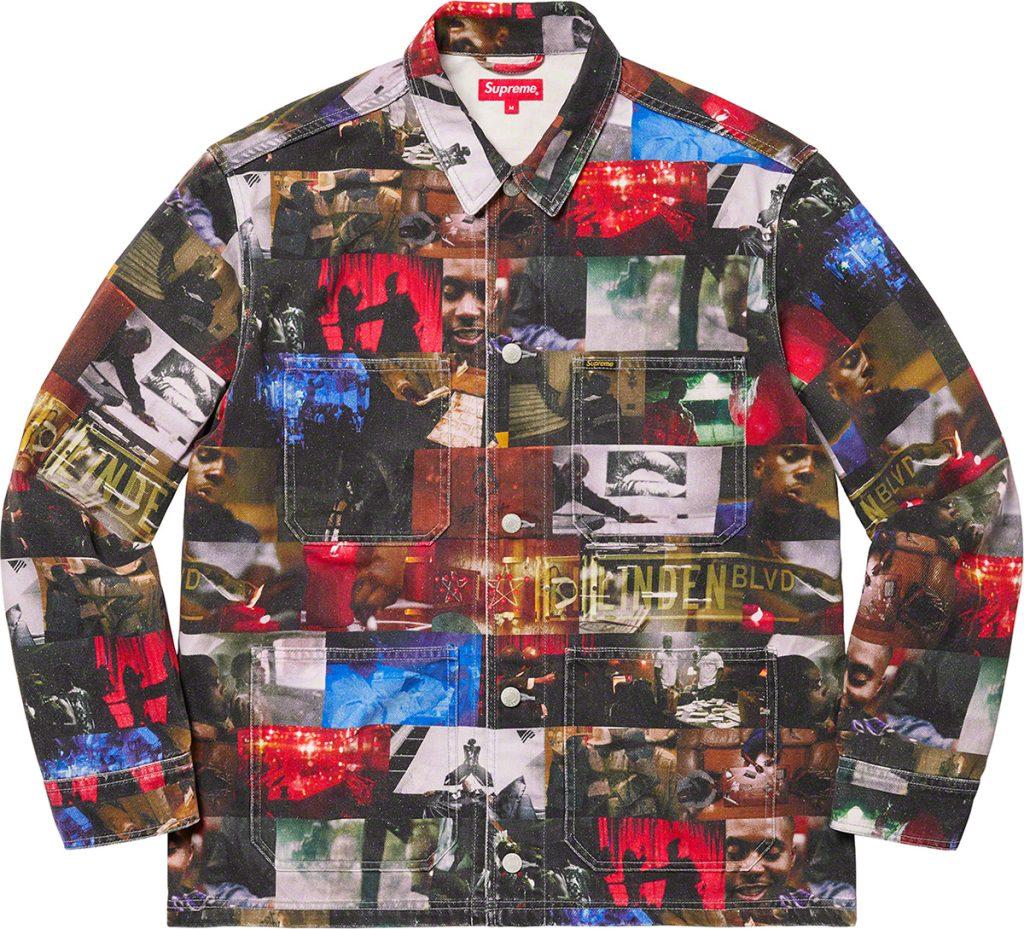 supreme-21aw-21fw-nas-and-dmx-collage-denim-chore-coat