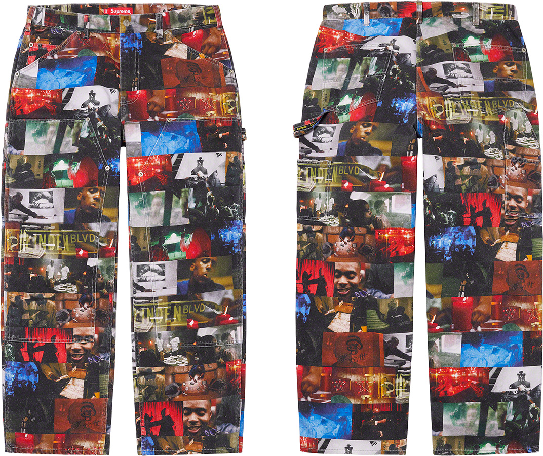 supreme-21aw-21fw-nas-and-dmx-collage-double-knee-denim-painter-pant