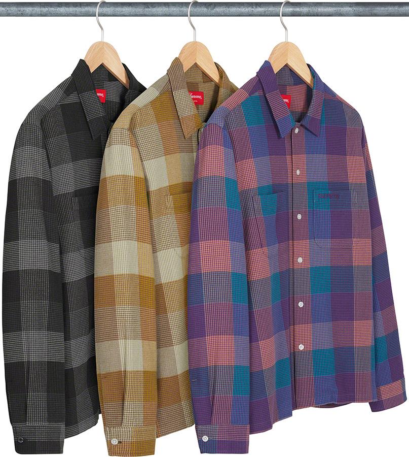 supreme-21aw-21fw-plaid-flannel-shirt