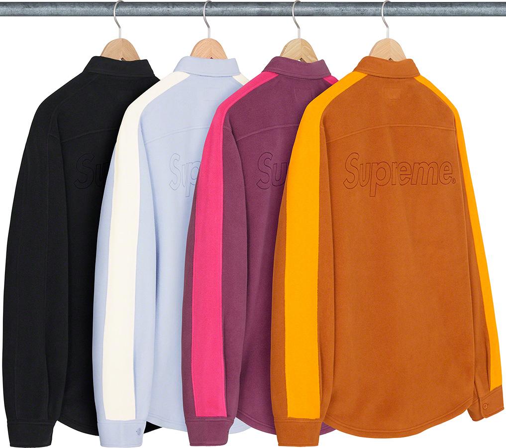 supreme-21aw-21fw-polartec-shirt