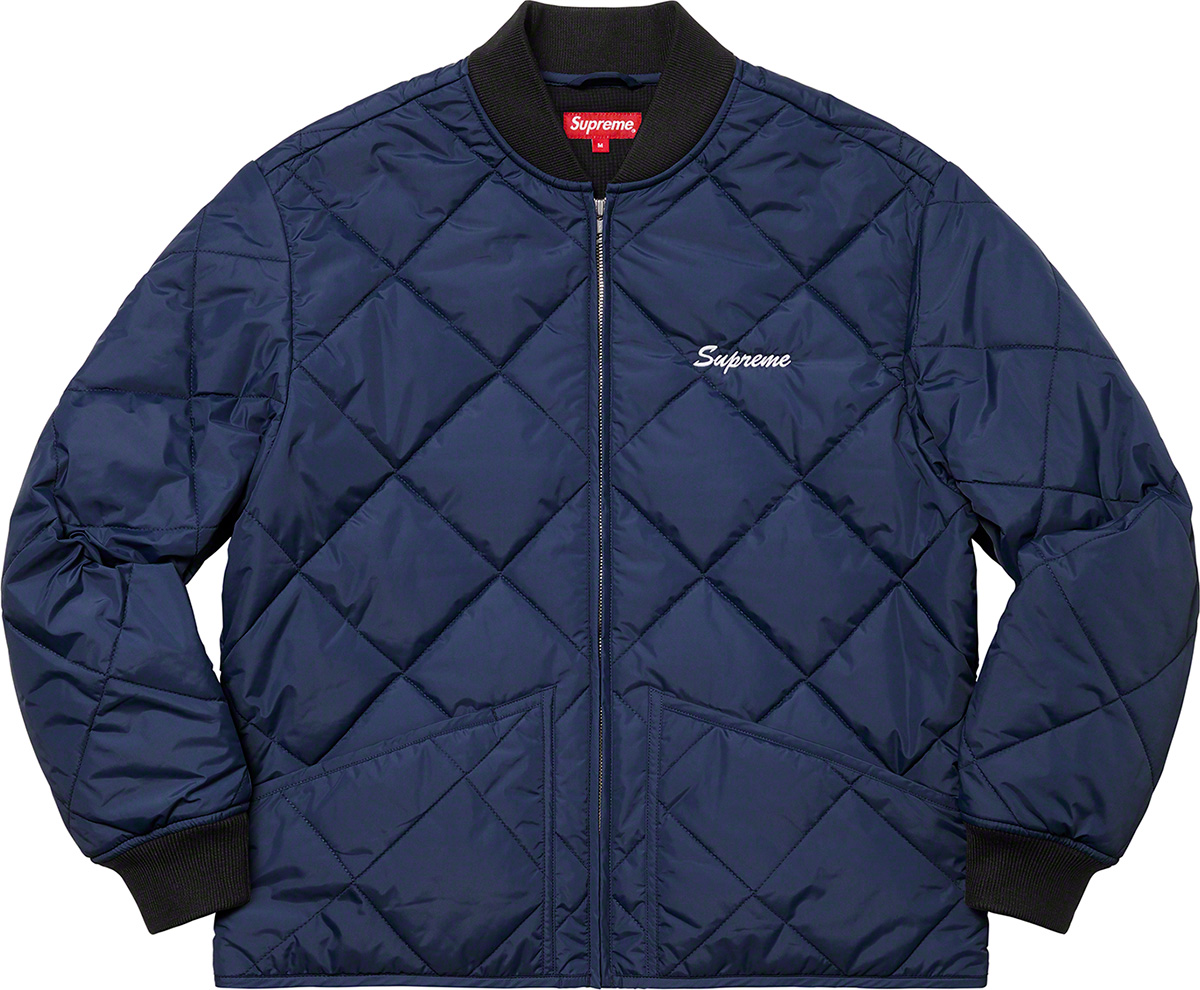 supreme-21aw-21fw-quit-your-job-quilted-work-jacket