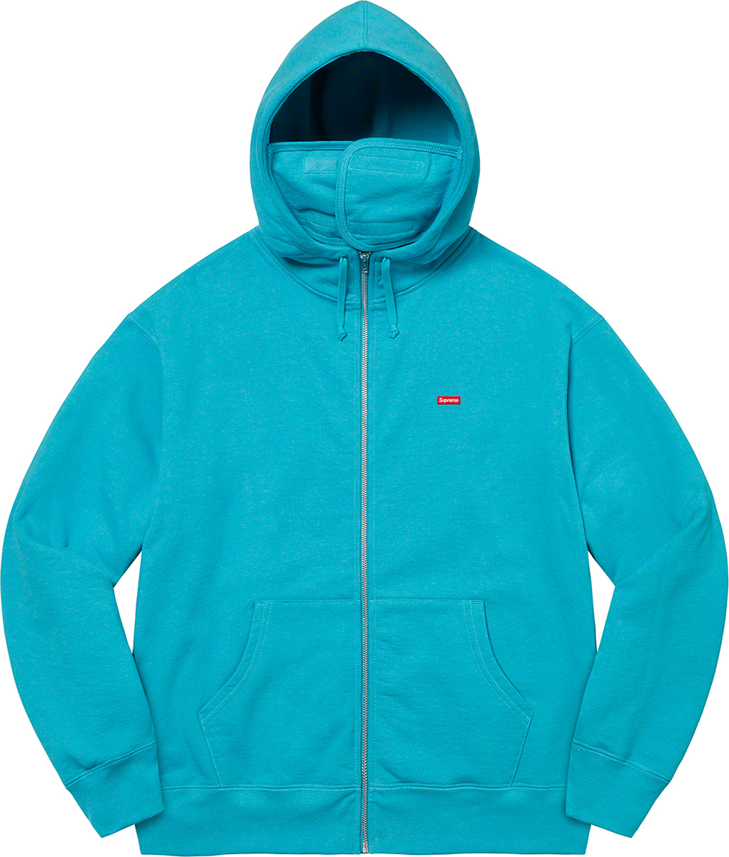 supreme-21aw-21fw-small-box-facemask-zip-up-hooded-sweatshirt