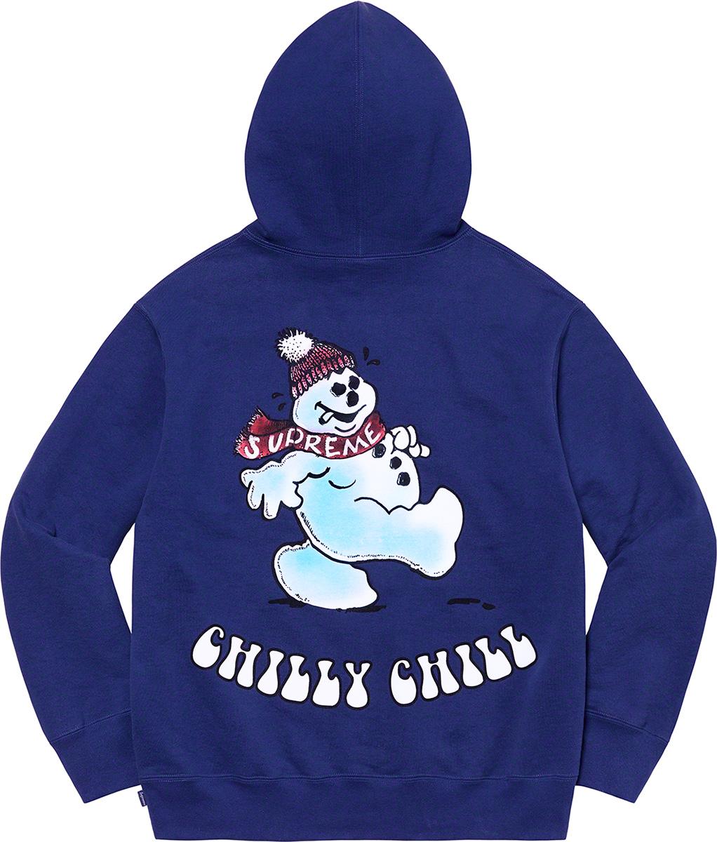 supreme-21aw-21fw-snowman-hooded-sweatshirt