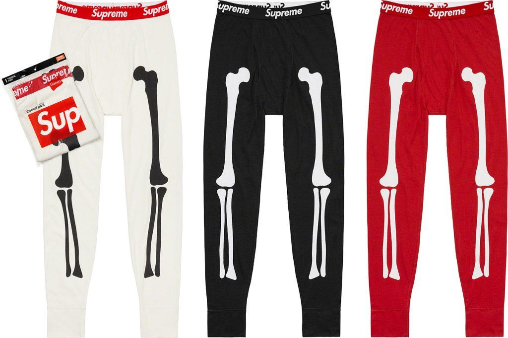 supreme-21aw-21fw-supreme-hanes-bones-thermal-pant-1-pack