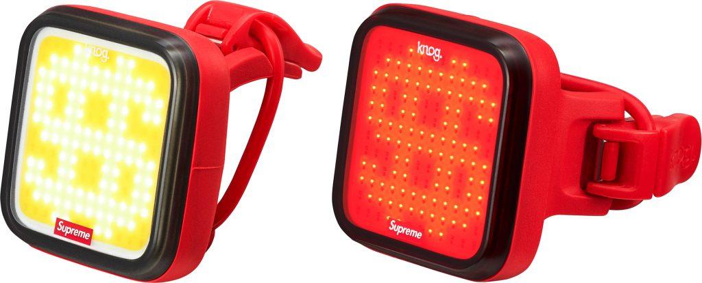 supreme-21aw-21fw-supreme-knog-blinder-bicycle-lights-set-of-2