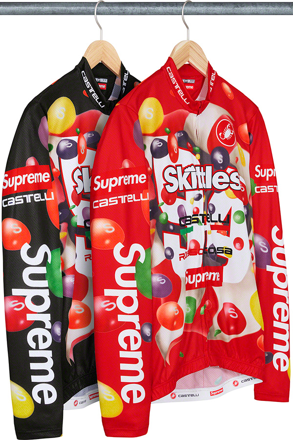 supreme-21aw-21fw-supreme-skittles-castelli-l-s-cycling-jersey