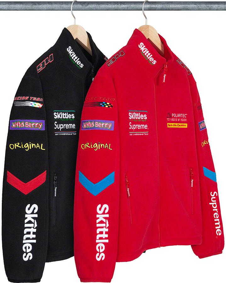 supreme-21aw-21fw-supreme-skittles-polartec-jacket