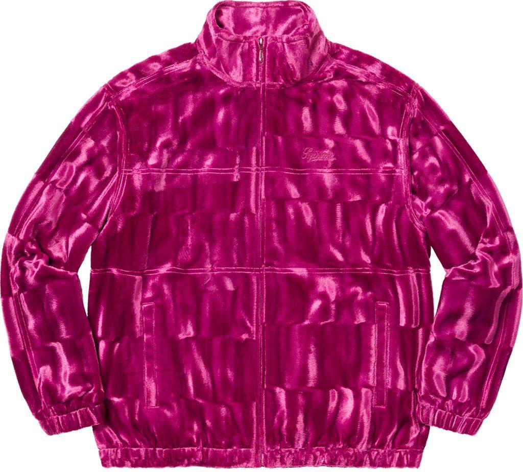 supreme-21aw-21fw-velour-track-jacket