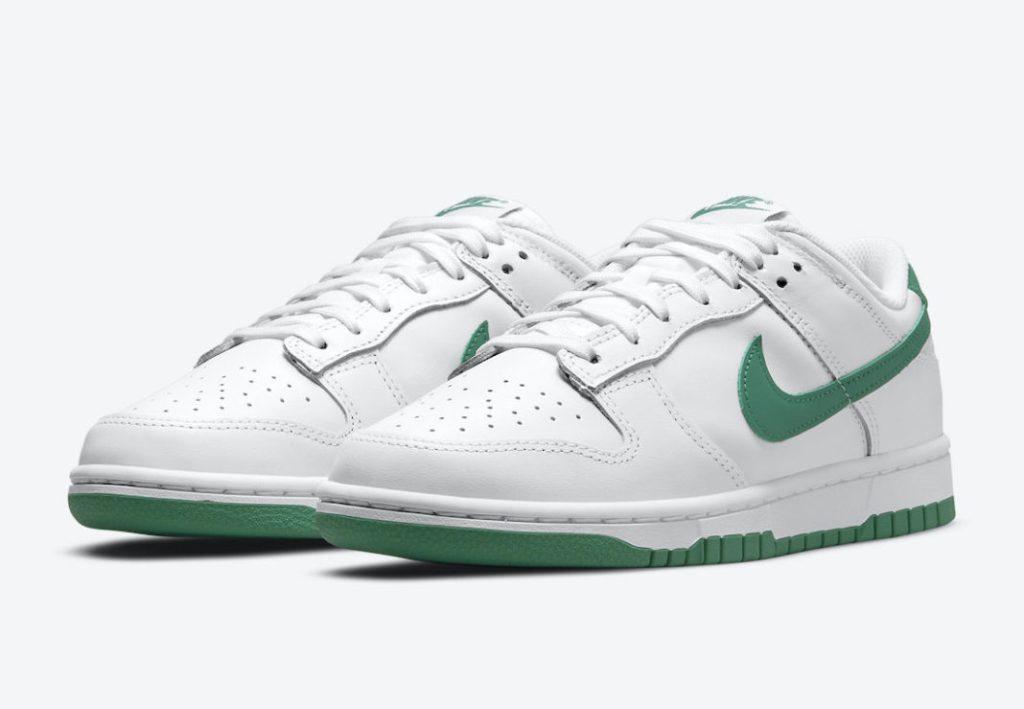 nike-white-dunk-low-white-green-dd1503-112-release-2021