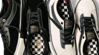 RASSVET × VANS SKATE BOLD BLACK & MARSHMALLOWが9/23に国内発売予定